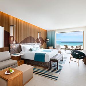 Los Cabos Rock Suite Bedroom